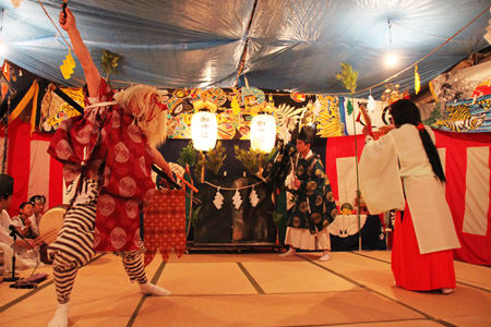 春日神社神幸祭1
